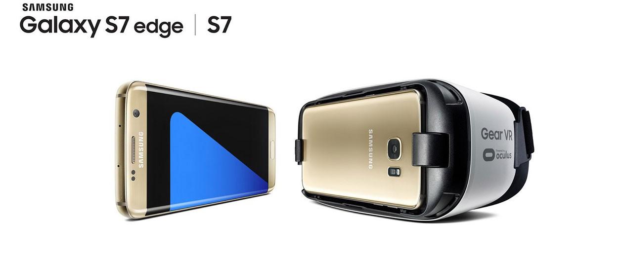 Esittelyssä Samsung Galaxy S7 ja S7 edge