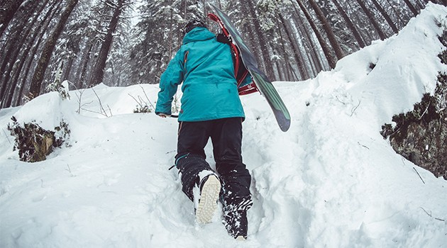 Hold deg varm når du går ut i kulden