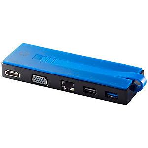 HP USB-C Travel Dock - dokkingstasjon