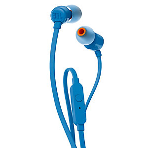 JBL in-ear kuulokkeet T110 (sininen)
