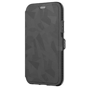 Tech21 Evo iPhone X lommebokdeksel (sort)