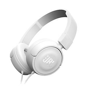 JBL on-ear kuulokkeet T450 (valkoinen)