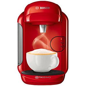 Bosch Tassimo Vivy kapselmaskin TAS1403 (röd)
