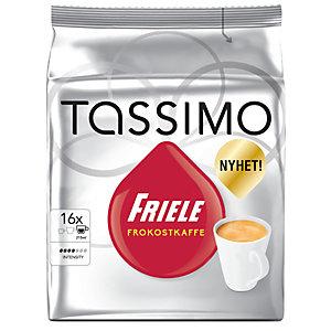 Tassimo Friele Frokostkaffe kaffekapsler TAS4019004
