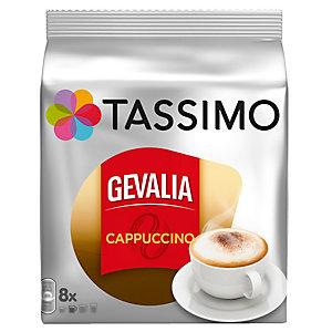 Tassimo Gevalia Cappuccino kapsler