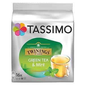 Tassimo Green Te & Mint kapslar 4031553