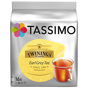 Tassimo Twinings Earl Grey te kapsler