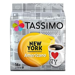 Tassimo New York Americano kapsler 4041336