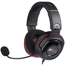 Turtle Beach EarForce Z60 gaming headset - sort