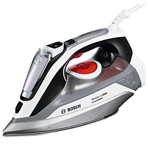 Bosch Sensixx'x DI90 höyrysilitysrauta (musta/valkoinen)