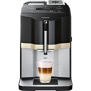 Siemens EQ.3 s500 espressomaskin TI305206RW (svart)