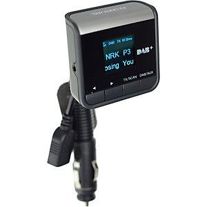 Tiny Audio C2 DAB+ biladapter