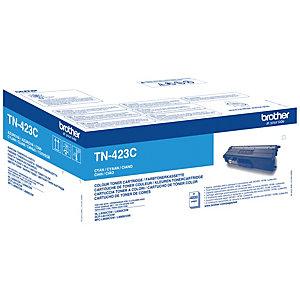 Brother TN421C cyan bläckpatron högkapacitet