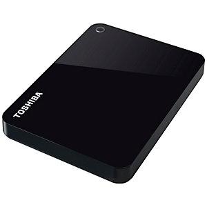 Toshiba Canvio Advance ulkoinen kiintolevy 1 TB (musta)