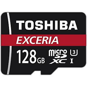 Toshiba Exceria M302 Micro SDXC kort 128 GB