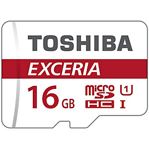 Toshiba Exceria M302 Micro SDHC-kort 16 GB
