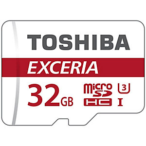 Toshiba Exceria M302 Micro SDHC kort 32 GB