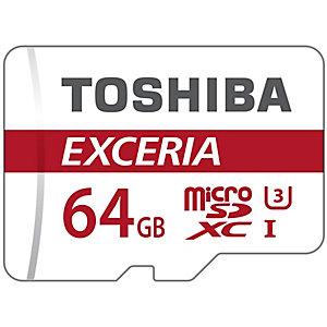 Toshiba Exceria M302 Micro SDXC-kort 64 GB