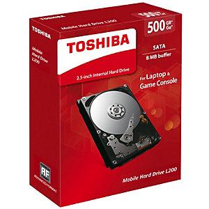"Toshiba L200 2.5"" intern harddisk 500 GB"
