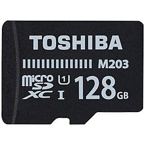 Toshiba M203 Micro SDXC-kort 128 GB