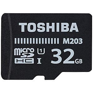 Toshiba M203 Micro SDHC muistikortti (32 GB)