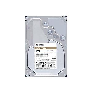 """Toshiba N300 3,5"""" sisäinen NAS-kiintolevy (4 TB)"""