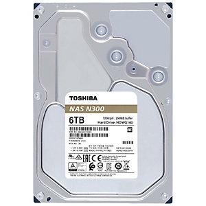 """Toshiba N300 3,5"""" sisäinen NAS-kiintolevy (6 TB)"""