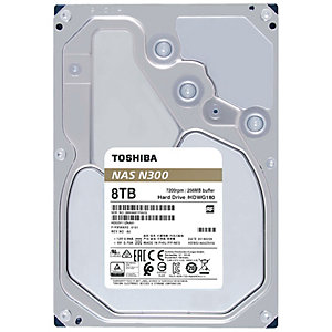 "Toshiba N300 3,5"" intern harddisk for NAS (8 TB)"