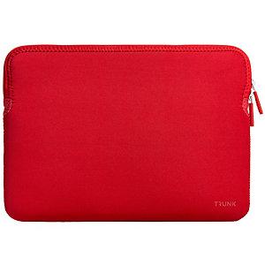 "Trunk 13""  Macbook fodral (röd)"