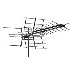 Triax UHF/VHF utomhusantenn K5-11 57EL