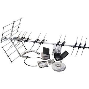 Triax RiksTV antennesett B Unix52