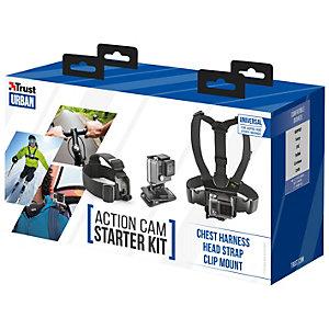 Trust action camera aloituspakkaus