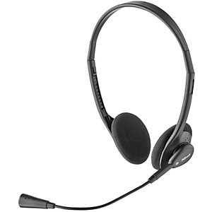 Trust Primo headset (sort)