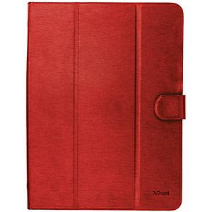 """Trust Aexxo Uni 10,1"""" foliofodral (röd)"""