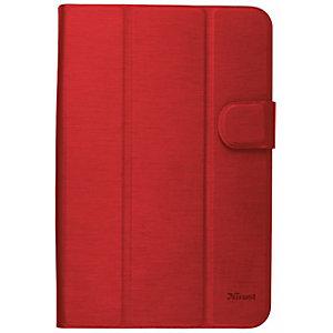 """Trust Aexxo Uni 9.7"""" foliofodral (röd)"""