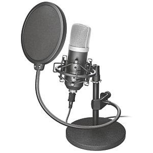 Trust Emita USB Studio mikrofoni
