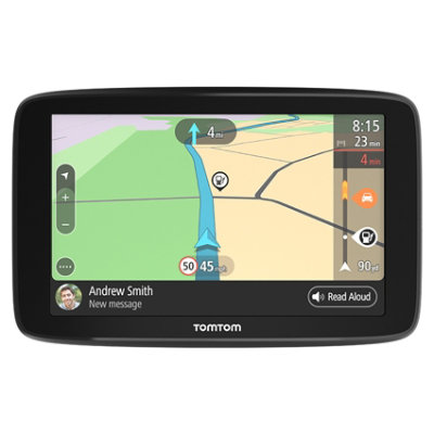tomtom go basic 6 gps for bil gps til bil og. Black Bedroom Furniture Sets. Home Design Ideas
