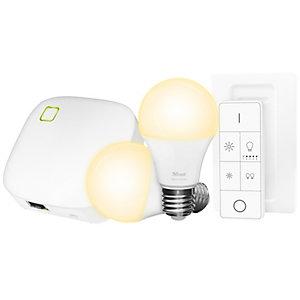 Trust ZigBee dimmbare LED-pærer startsett