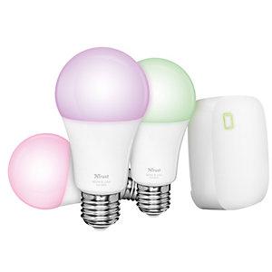 Trust ZigBee säädettävä RGB LED-lamppu (aloituspakkaus)