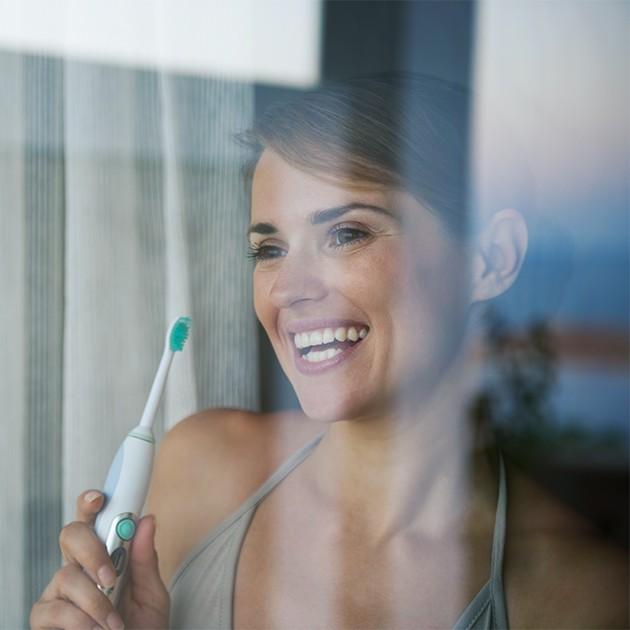 Guide - elektrisk tandbørste, gode råd til tandbørstningen