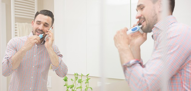 Billig elektrisk tandbørste