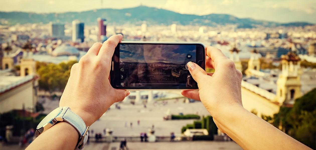 Værd at vide om mobilen på ferien