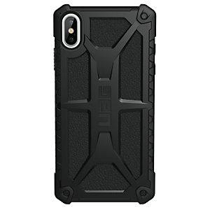 UAG iPhone Xs Max Monarch deksel (sort)