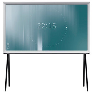 Samsung Serif 32'' Full HD Smart TV UE32LS001D (hvit)