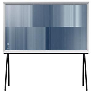 Samsung Serif 40'' 4K UHD Smart TV UE40LS001A (hvit)