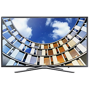 "Samsung 43"" Full HD Smart-TV UE43M5505 (mørk titan)"