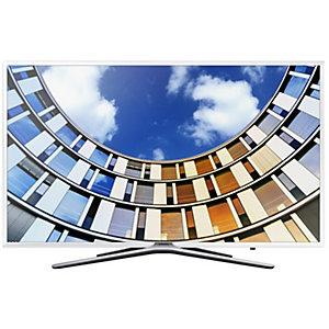 "Samsung 55"" Full HD Smart-TV UE55M5515 (hvit)"