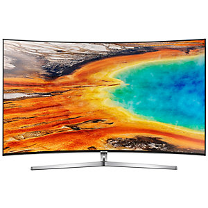 "Samsung Curved 65"" 4K UHD Smart-TV UE65MU9005"