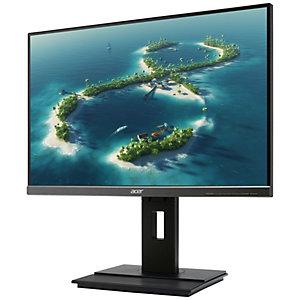 """Acer B246WL 24"""" bildskärm (svart)"""