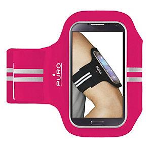 Puro Universal armbånd til smarttelefon (Rosa)